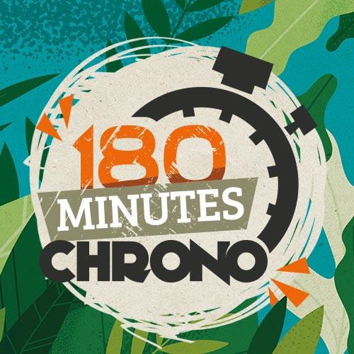 Jeux d'aventure 180 minutes Chrono