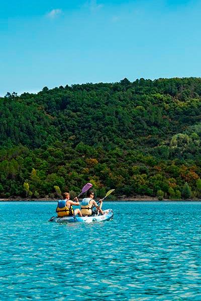 Saint-Cassien Aventures Kayak