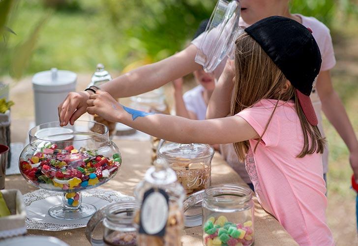 team building family day activité parents - enfants