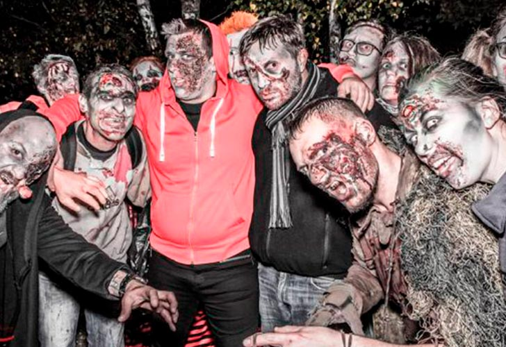 Running Dead -Escape Game zombie outdoor