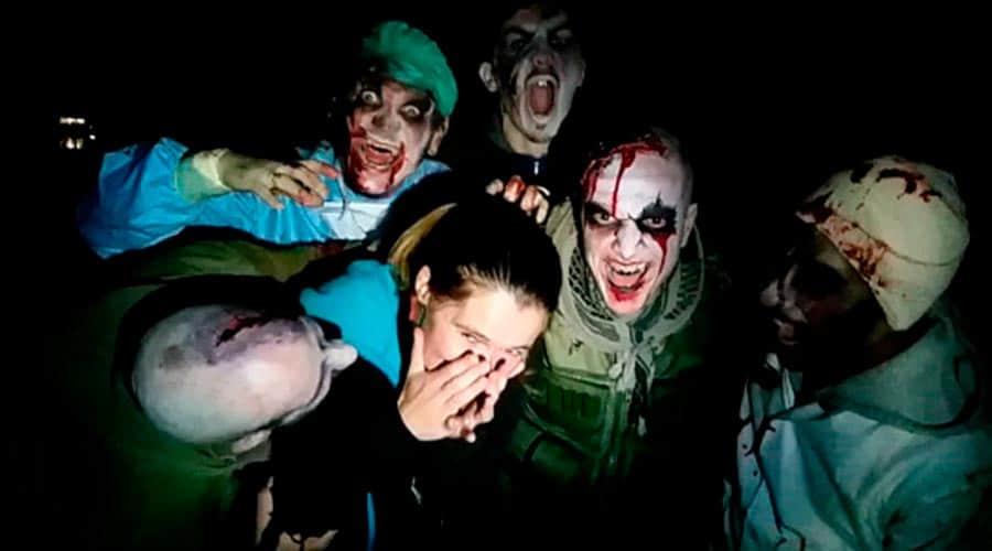 Running Dead - Team Building zombie à la Base nautique de Saint Cassien